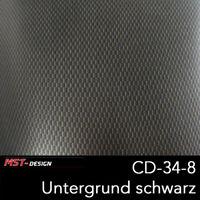 Wassertransferdruck Starterset WTD Film Folie 4m 50cm Breite - Carbon CD 34-8