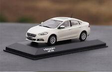 1/43 Scale Fiat viaggio White Diecast Car Model Toy Collection Gift NIB