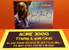 Cryptozoic THE FLASH Season 1 - JESSE L. MARTIN - Autograph Trading Card JLM