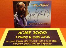 Cryptozoic THE FLASH Season 1 - JESSE L. MARTIN - Autograph Trading Card JLM