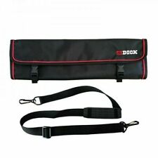 Dick Knives GD796 Black Textile Roll Bag and Strap