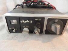 Vintage Hy-Gain II CB Radio