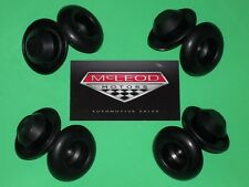 8 OE Rubber Body Floor Drain Plugs Fits Jeep CJ5 CJ7 CJ8 Wrangler YJ Cherokee XJ