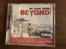 WE CAME FROM BEYOND VOLUME 2 VARIOUS ARTISTS CD MIKE NARDONE RAZOR & TIE