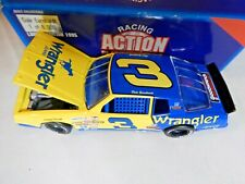 1987 DALE EARNHARDT # 3 WRANGLER MONTE CARLO AREOCOUPE 1/24 ACTION DIECAST