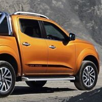 Nissan NP300 NAVARA Nismo OFF ROAD side stripe decal graphics