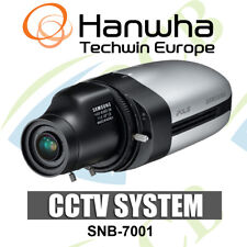 F7 Samsung snb-7001 Netzwerk-Kamera Full HD.h264 CCTV Motion Detection Night