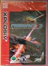 Freespace 2 langue allemande pc cd-rom vaisseau spatial battle game brand new & sealed