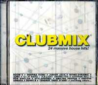 AA.VV. CLUBMIX 24 massive house hits (CD Sigillato)