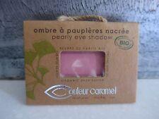 COULEUR CARAMEL - Ombre à paupières nacrée n°16 rose