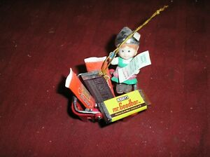 Hershey's Candies Christmas Ornament
