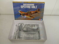 Tamiya 60748 Supermarine Spitfire mk.i 1/72 Kit de modelismo NUEVO, EN CAJA