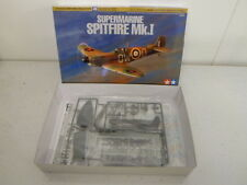 Tamiya 60748 Supermarine Spitfire Mk. I 1/72 Modelo Kit Nuevo En Caja