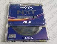 Genuino Hoya Nxt 67mm Polarizador Circular CPL Filtro Objetivo A-NXT67CRPL Cir