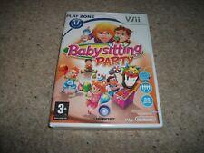 Babysitting Party (Nintendo Wii, 2008) - European Version