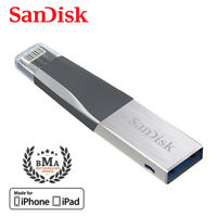 SanDisk iXpand Mini 32GB OTG USB Drive for iPhone SDIX40N-032G Tracking include