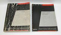 1985 Dodge Colt Vista Factory Service Manuals GOOD USED CONDITION