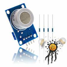ESP8266 5V MQ7 Kohlen Carbon monoxide Sensor 3,3V Out 1V ADC Set Arduino