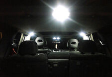 11x LED Interior trunk light plate lamp For Nissan X-Trail T31 For X trail 07-13