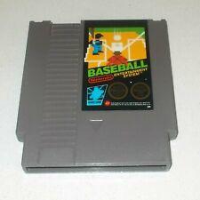 Nintendo NES 8 bit BASEBALL - PAL Mattel