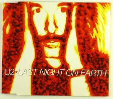 Maxi CD - U2 - Last Night On Earth - A4377
