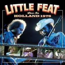 LITTLE FEAT - LIVE IN HOLLAND 1976  CD + DVD NEW+