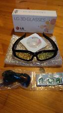 3D-Brille**LG AG-S100 3D LG Shutterbrille für LX-Fernseherserien**NIE BENUTZT**
