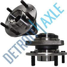Set of (2) New Complete Rear Wheel Hub and Bearing Assembly for 1984-96 Corvette