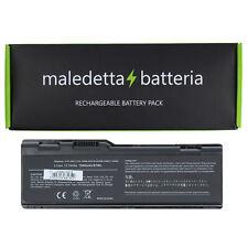 Batteria 10.8-11.1 V 7800 mAh EQUIVALENTE Dell MY976 U4873 UY436 XP115