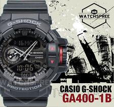 Casio G-Shock World-Popular Big Case Series GA400-1B AU FAST & FREE