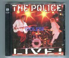 CD de musique album pour Pop The Police