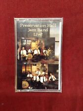 Preservation Hall Jazz Band: Preservation Hall Jazz Band:Live Live Audio Cassett