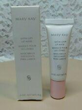 Mary Kay Satin Lips Lip Mask .3 oz / 8 g Brand New New Old Stock