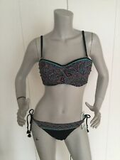 Sunsets Zanzibar Bikini Set Bottom Size M Top Size 34D