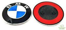 Stemma Emblema Logo Per BMW SERIE 1 E87 Fregio Portellone Posteriore