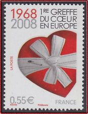 2008 FRANCE N°4179** 1ère GREFFE du COEUR en Europe,  heart transplant MNH