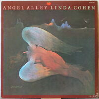 LINDA COHEN Angel Alley LP Folk w/ Craig Anderton – Promo Copy on Tomato