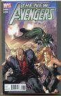 New Avengers 2010 series # 8 near mint comic book