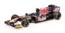 Modellini statici auto da corsa Formula 1 rosso pressofuso