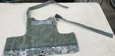 Eagle Industries Land CIRAS Vest Green CAMO Large this half only !