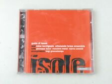 GUIDO DI LEONE AND MINO LACIRIGNOLA - ISOLE - CD YVP MUSIC 2004 - EX/VG+