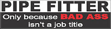 HARD HAT STICKERS, FITTER STICKERS, PIPE FITTER CP-25