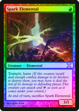 Spark Elemental FOIL 10th Edition NM-M Red Uncommon MAGIC MTG CARD ABUGames