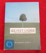 Six Feet Under Gestorben wird immer Die komplette Staffel 2, DVD Box Season, Neu