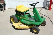 Vintage John Deere 65 Riding Mower