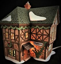 Department 56 ~ Heritage Village Series ~ T. Puddlewick Spectacle Shop #58334