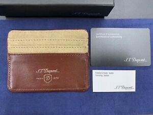 Dupont Credit Card Holder, Line Icon, Holder 190301