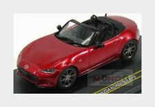 Mazda Mx-5 Roadster Open 2015 Red Met First43 1:43 F43-069
