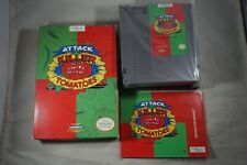 Attack Of The Killer Tomatoes (Nintendo NES) Complete in Box GREAT