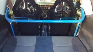 Harness bar fits Subaru Impreza GC GCA GCB Gurtstrebe Gurtbügel podpěra držáky